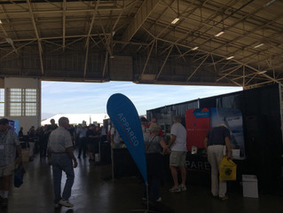 We are at AOPA KCMA - Camarillo, CA