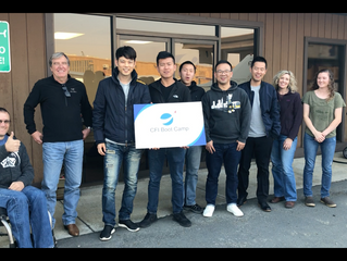November 2018 CFI class in Palo Alto, CA.