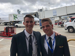 Latest CFI Bootcamp graduates working now at Skywest
