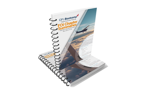 FOI Chapter Summaries | Instant Download