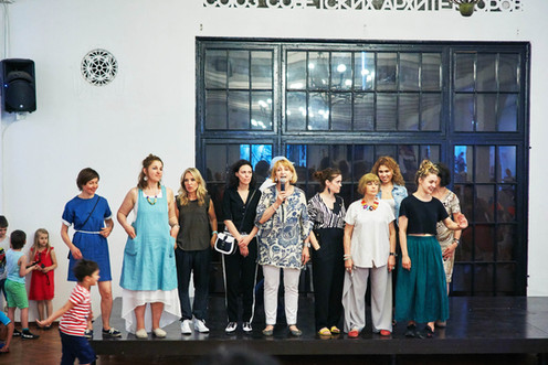Финальная выставка ДТССМА 2015/16-го творческого года