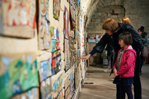 Выставка в МУАР в рамках проекта «Московское метро – подземный памятник архитектуры»