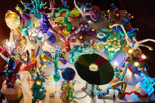 Выставка света в ЦДА