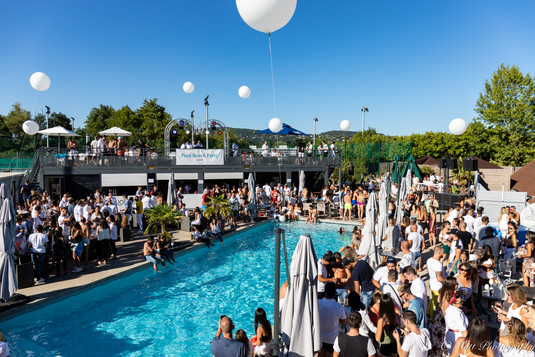 Pool Beach Party