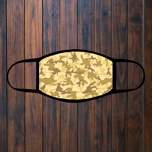 Camouflage Facemask - 11