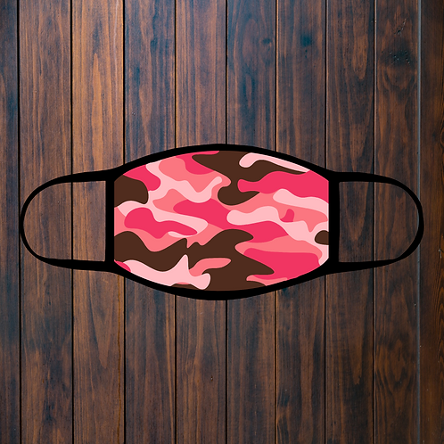 Camouflage Facemask - 4