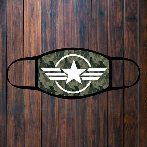 Camouflage Facemask - 7