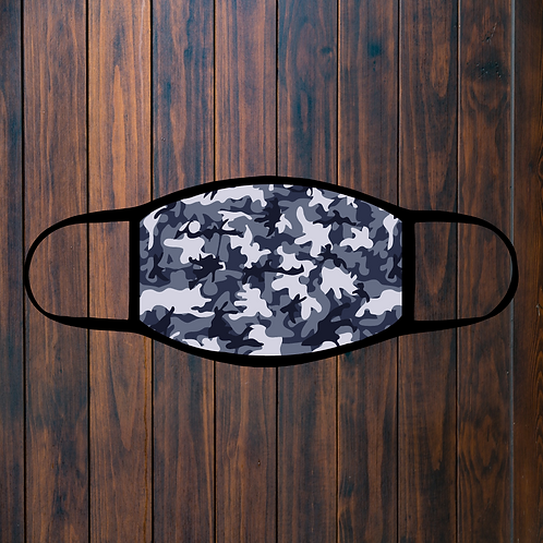 Camouflage Facemask - 8