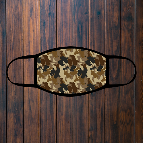 Camouflage Facemask - 2