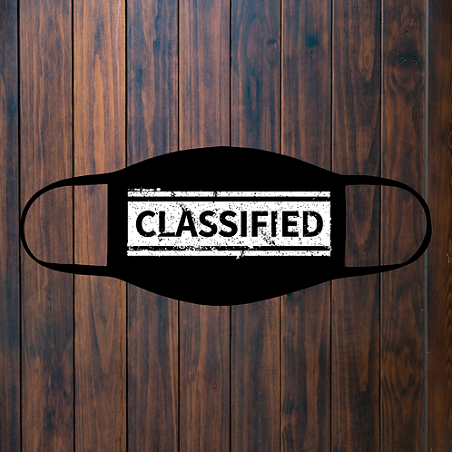 Classified Facemask
