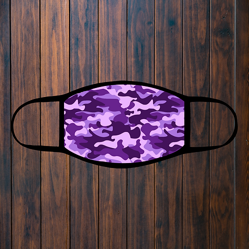 Camouflage Facemask - 6