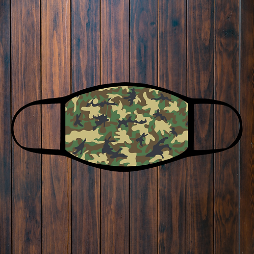 Camouflage Facemask - 9