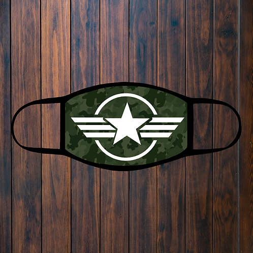 Camouflage Facemask - 10
