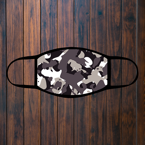 Camouflage Facemask - 5