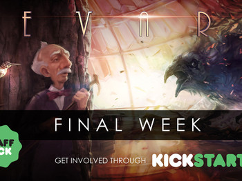 Kickstarter Final Week!