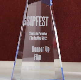 Gus Wins Runner-Up at SIPfest!