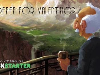 Coffee for Valentino?