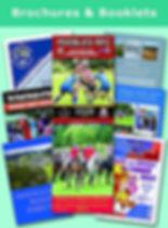 Brochures, Booklets,