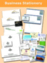 Letterheads, Business Cards, Stationery
