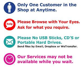 Elmbank Shop Open Guidelines