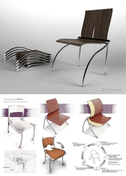 Eco Chair Concept