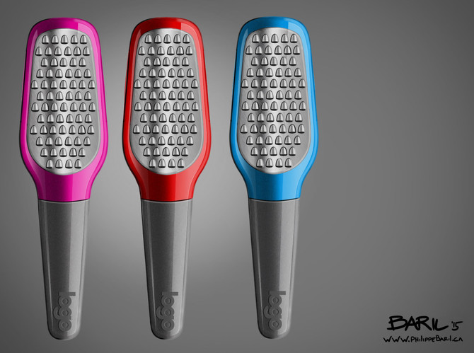 Cheese Grater Sketching Tutorial