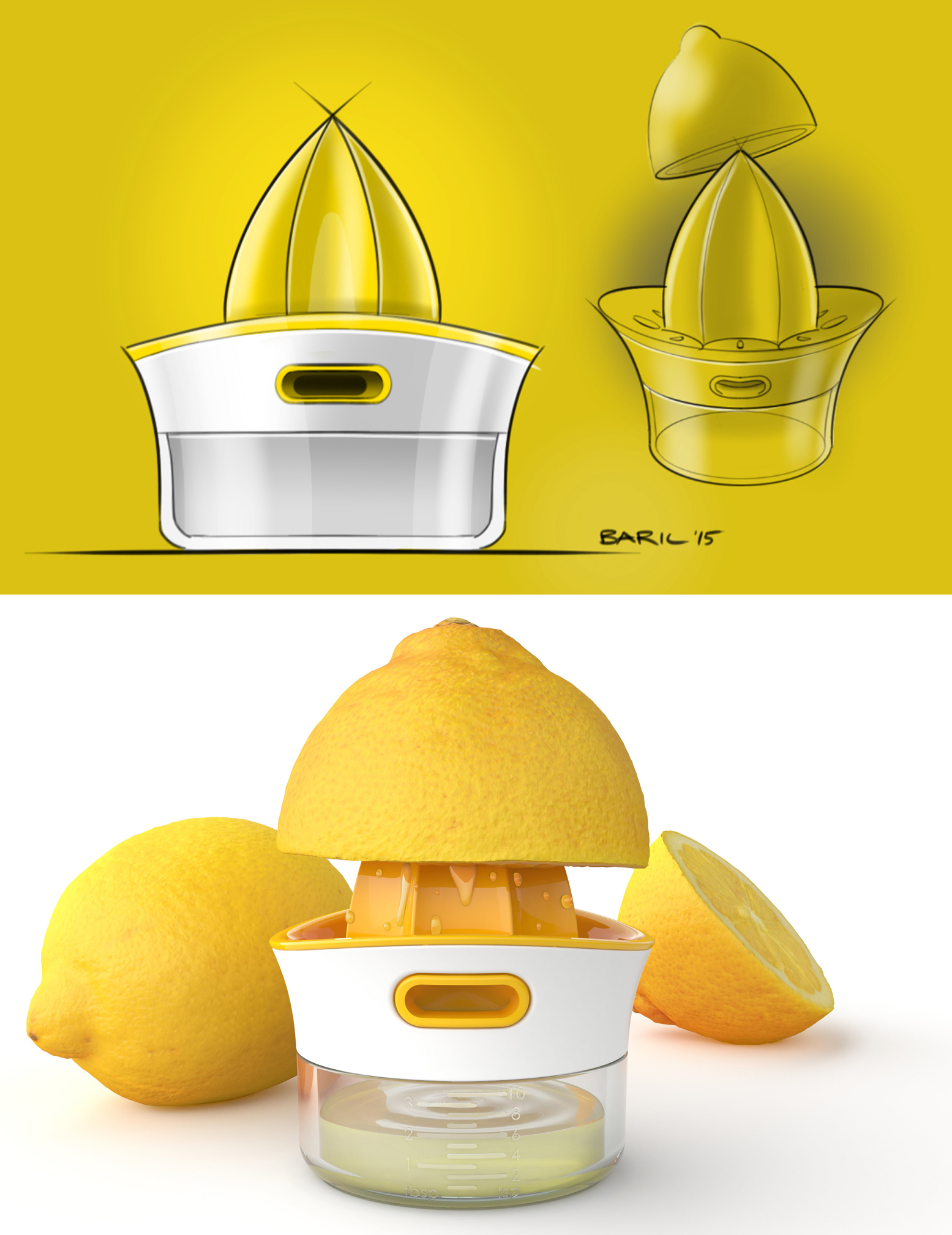 Lemon Squeezer