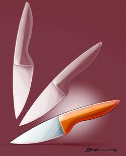 Contemporary Knife