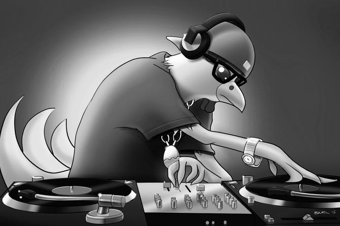DJ H5N1