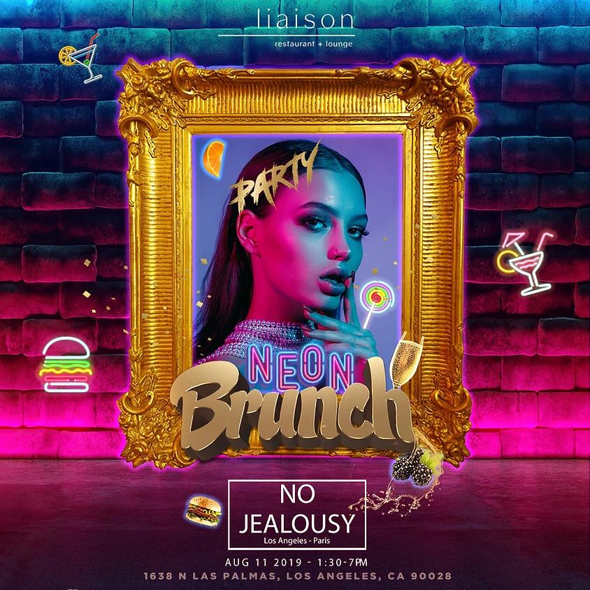 No Jealousy Sunday  Party Brunch - Neon Themed!