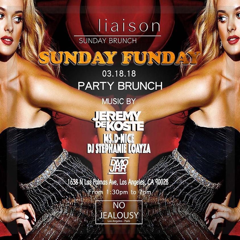 No Jealousy Sunday Party Brunch