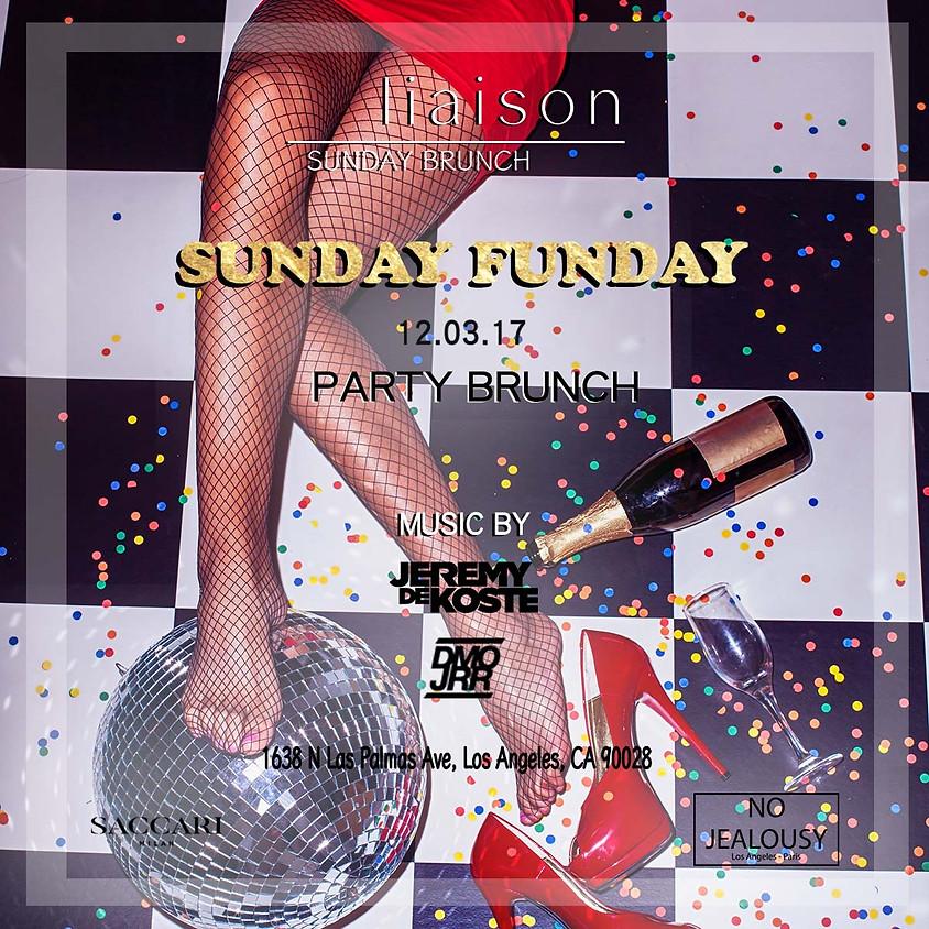 No Jealousy Sunday Brunch Party