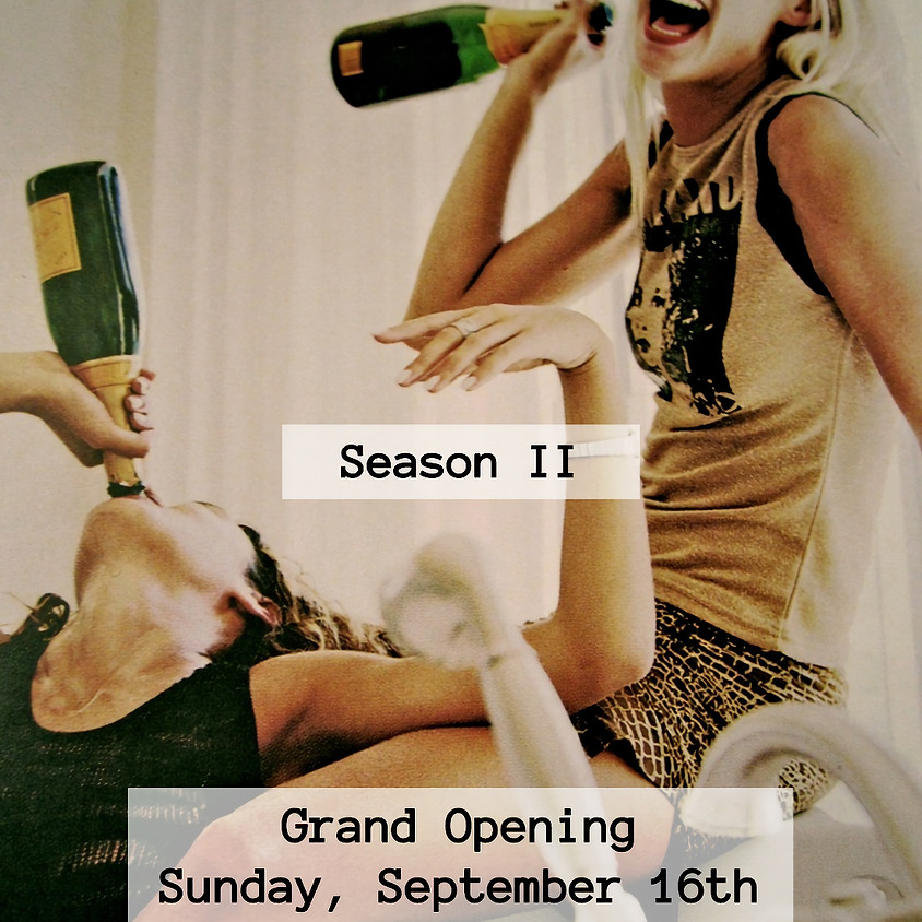 No Jealousy - Grand Opening Sunday Party Brunch - Season II