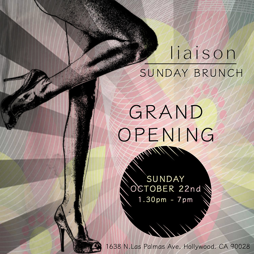 Grand Opening Sunday Brunch Party