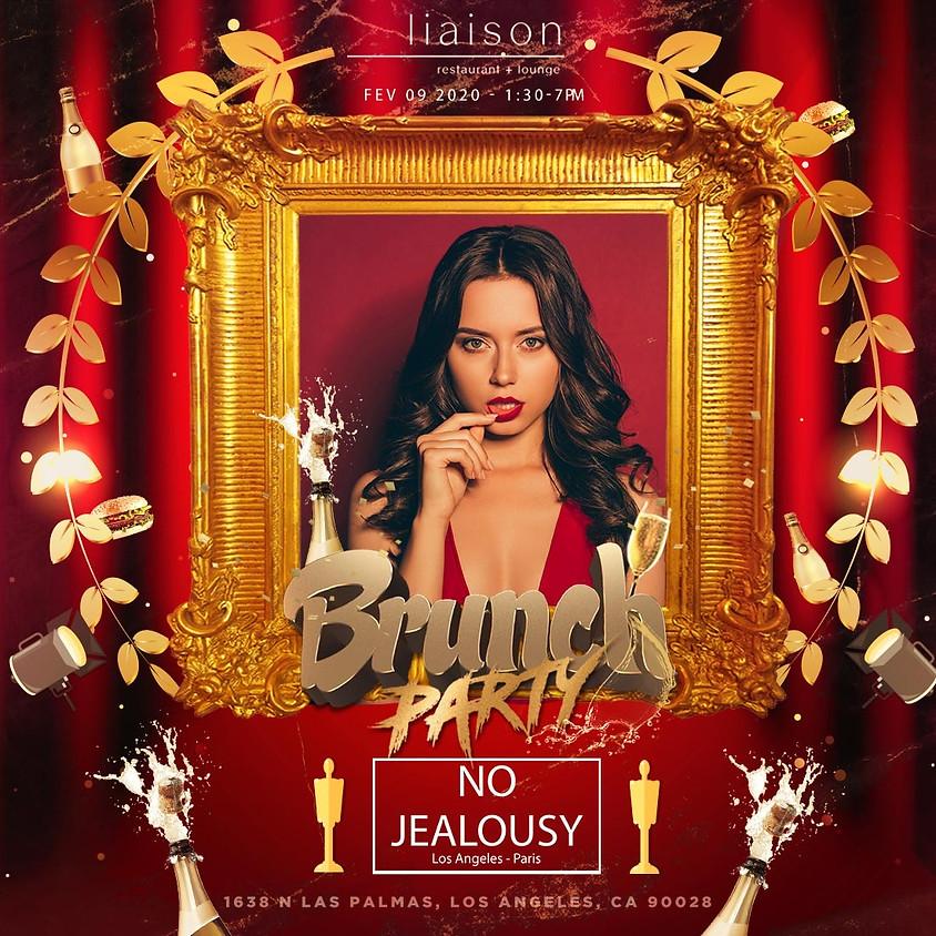 No Jealousy Sunday Party Brunch- Red Carpet Oscars