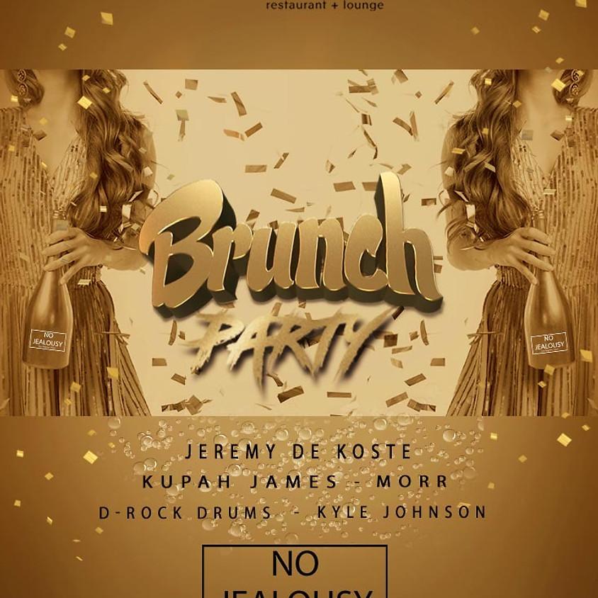 No Jealousy Sunday Party Brunch  - last one of 2018!
