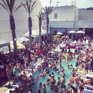 Thank you so much yesterday Pool Party Brunch was absolutely amazing!_No Jealousy Summer Sessions at _whollywoodhotel _Sunday July 22nd_from