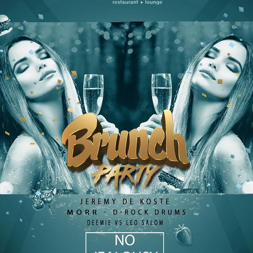 No Jealousy Sunday Party Brunch  at Liaison