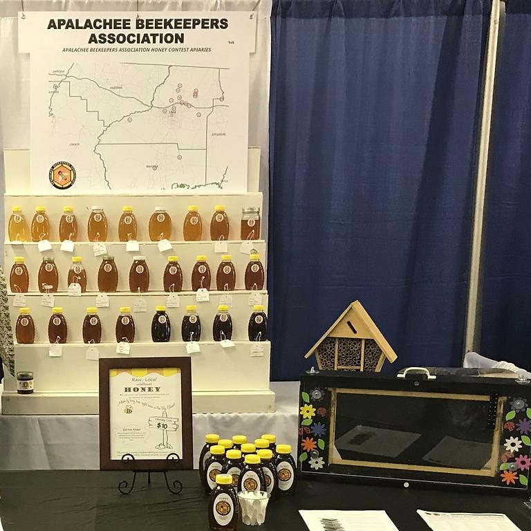 October meeting of Apalachee Beekeepers