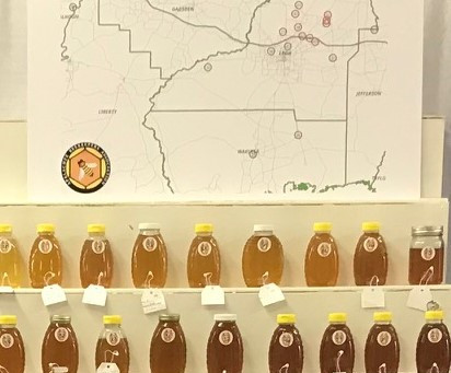 2020 Honey Tasting Show - Rules and Entry Form