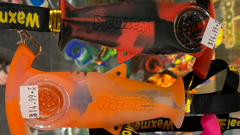 Hammerhead WaxMaid Tobacco Pipe