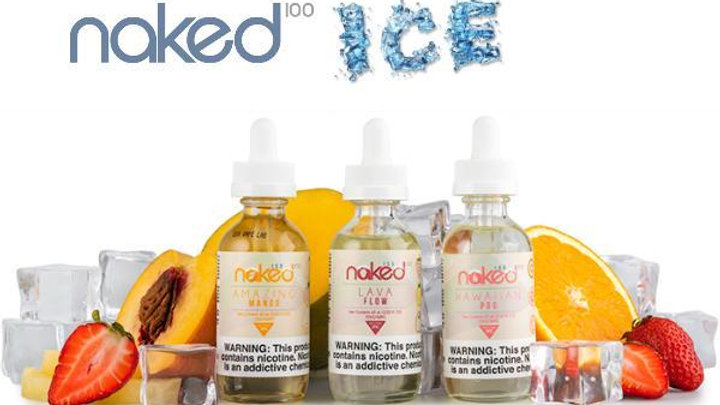 Naked 100 ICED Collection