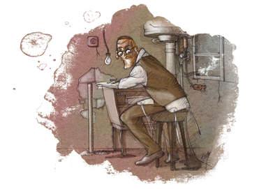 מיומנו של כותב
