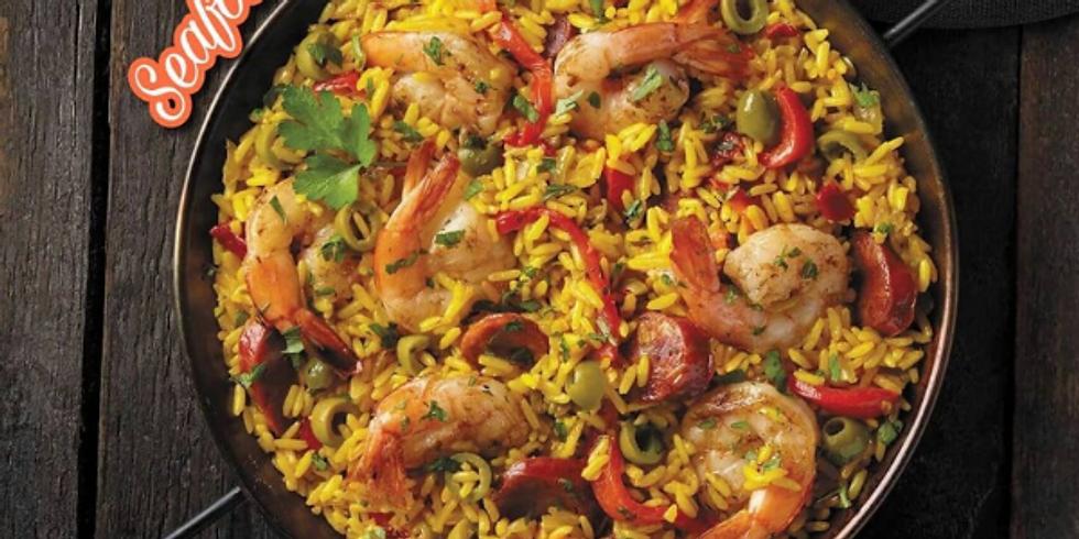 Paella Dinner!