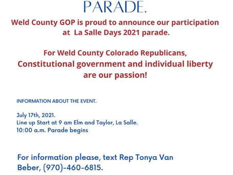 La Salle Days 2021 parade