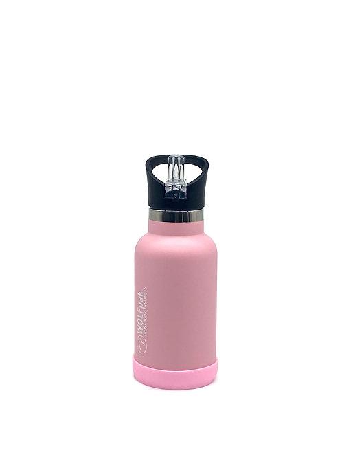 12oz pakFLASK Pink