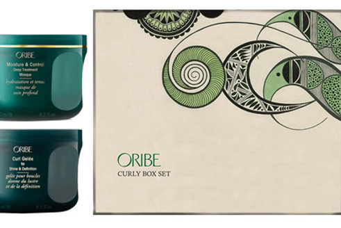 ORIBE CURLY GIFT SET
