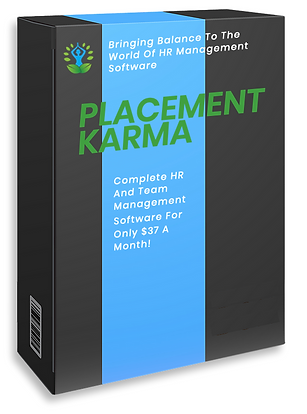 Placement Karma. Complete HR & Team Management Software For Only $37 A Month