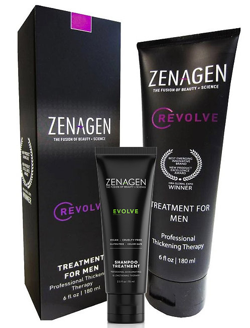 Zenagen Treatment For Men