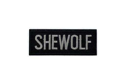 Shewolf Black/Grey